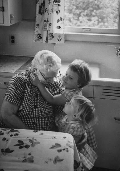 Что делать, если бабушка